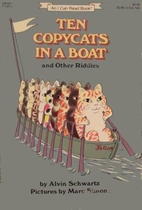 Ten Copycats in a Boat, and Other Riddles by…