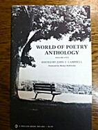 World of poetry anthology. Volume five
