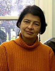 Author photo. ushasanyal.org, Author's site