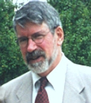 Author photo. Alan R. Young