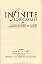 Infinite Boundaries: Order, Disorder, and…