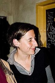 Author photo. Credit: Ordu Oğuz, 2007, Berlin, Germany