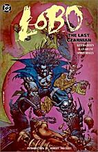 Lobo: The Last Czarnian by Alan Grant