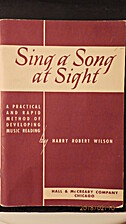 Sing a song at sight: An interesting and…