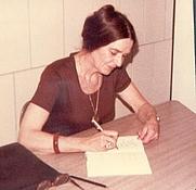 Author photo. Mary Francis Young Shura Craig