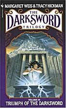 Triumph of the Darksword by Margaret Weis