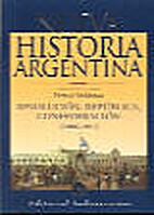 Nueva Historia Argentina 3 - Revolución,…