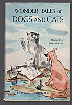 Wonder Tales of Dogs and Cats by Ezra Jack…