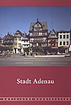 Stadt Adenau in der Eifel by Michael Losse