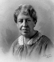 Author photo. Mary Whiton Calkins (1863–1930)/Notman Studio, Boston