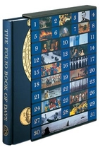 The Folio Book of Days by Roger Hudson