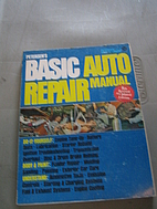 Petersen's Basic Auto Repair Manual No. 8,…