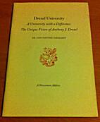 Drexel University, a university with a…