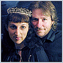 Author photo. Alicen and Neil Geddes-Ward ~ Photo courtesy of Hay House, Inc.