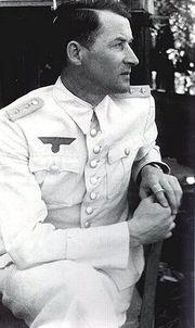 Author photo. Wilm Hosenfeld, a German regular-army officer (Captain)