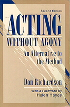 Acting Without Agony: An Alternative to the…