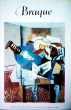 Pocket Library of Great Art: Braque by Jean…