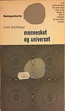 mennesket og universet : 1. naturvidenskab…