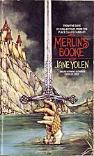 Merlin's Booke by Jane Yolen