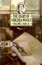 The Diary of Virginia Woolf : Volume 2,…