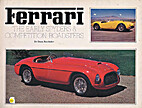 Ferrari: The Early Spyders & Competition…