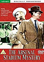The Arsenal Stadium Mystery [1939 film] by…