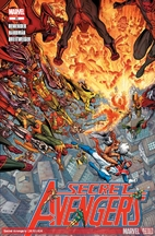 Secret Avengers #24 by Rick Remender