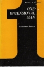 One-Dimensional Man: Studies in the Ideology…