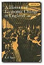 History of Economic Change in England,…