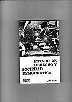 Estado de Derecho y Sociedad Democratica by…