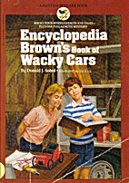 Encyclopedia Brown's Book of Wacky Cars by…