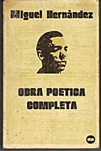 Obra poética completa by Miguel Hernández