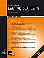 British Journal of Learning Disabilities VOL…