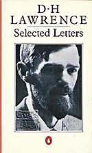 Selected Letters by D.H. Lawrence