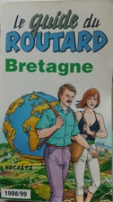 Bretagne : Edition 1998-1999 by Le Routard