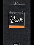 Madama Lorenza by Domenico Batacchi