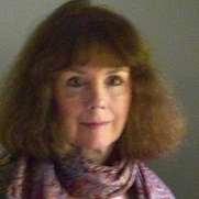 Author photo. Jacqueline Holdsworth