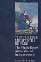 That Greece Might Still be Free: The…
