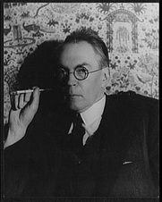 Author photo. Carl Van Vechten