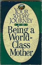 Your 30-Day Journey to Being a World-Class…