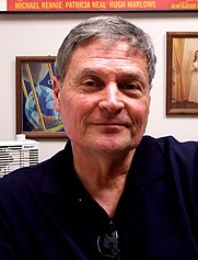 Author photo. Edward M. Anson [credit: University of Arkansas at Little Rock]