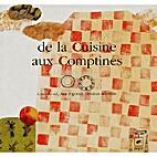 De la Cuisine aux Comptines by Ana Popovici