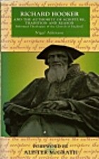 Richard Hooker and the Authority of…