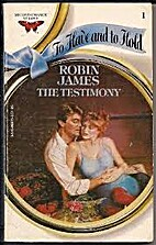 The Testimony by Robin James