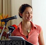 Author photo. U.S. Embassy, South Africa (2005)