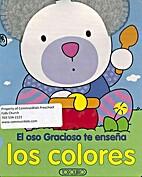 El oso Gracioso te enseña los colores…