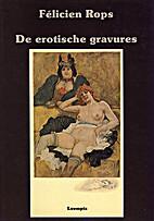De erotische gravures by Félicien Rops