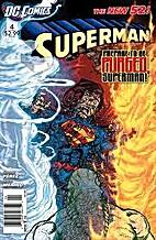 Superman, Vol. 3 # 4 by George Pérez