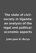 The state of civil-society in Uganda: an…