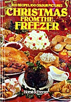 Christmas from the freezer